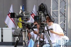 Украину признали одним их худших мест для работы журналистов