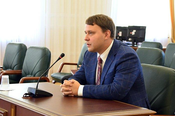 Суддя Касаційного господарського суду у складі Верховного Суду Іван Міщенко.