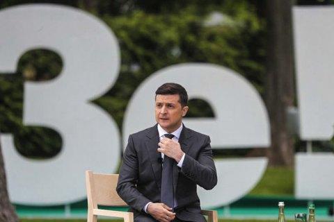 Год Зеленского: «Одной каденции не хватит»