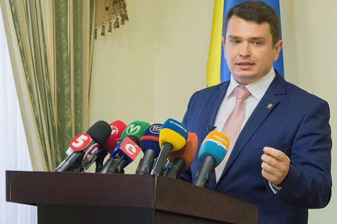 Прокурор, занявший кабинет Корнийца, задержан по делу о хищении сахара (обновлено)
