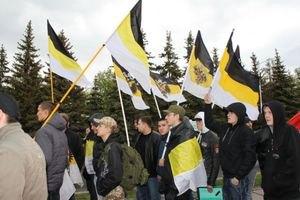 Українські та російські націоналісти побилися в центрі Києва