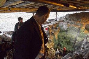 Киевсовет выделил 20 млн гривен на консервацию находок на Почтовой площади