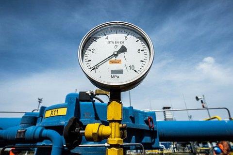 Вукраинских хранилищах уже практически 17 млрд. кубов газа