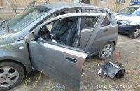 У Києві затримали серійного грабіжника автомобілів