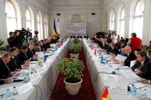 Форум облсоветов в Крыму призвал к децентрализации власти