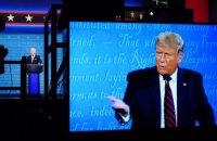 Трамп заявил, что будет участвовать в окончательных дебатах с Байденом