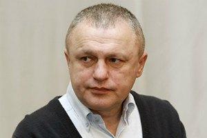 Суркіс: по гарячих слідах призначати Реброва головним тренером не буду