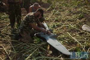 Артилеристи в зоні АТО використовують безпілотник для стрільби по бойовиках