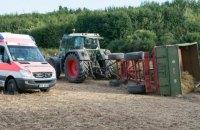27 человек пострадали в аварии с экскурсионным трактором в Германии
