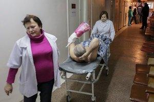 В Артемовске начал работу волонтерский мобильный госпиталь