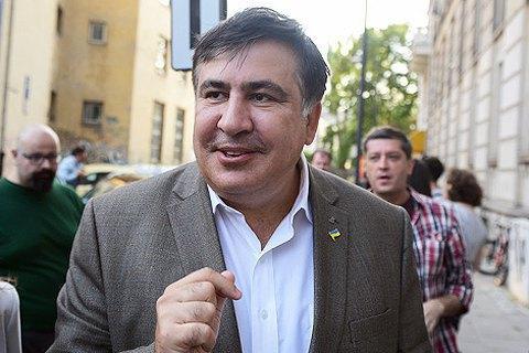 Україна отримала від Грузії запит про екстрадицію Саакашвілі