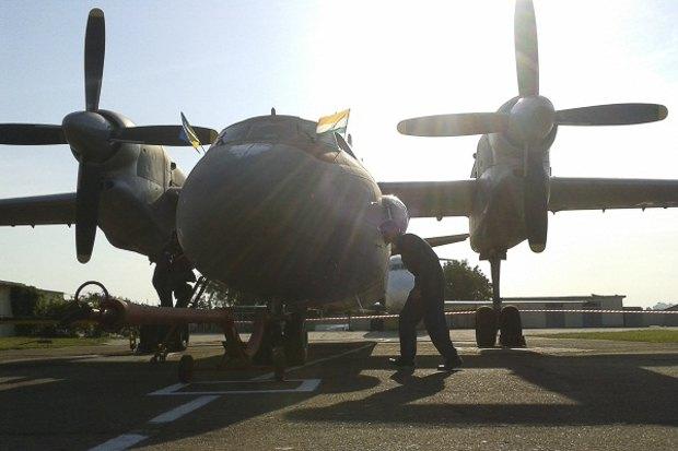 Ан-32 ВВС Индии