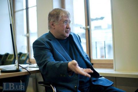 Коломойский: юрист Зеленского - мой личный адвокат