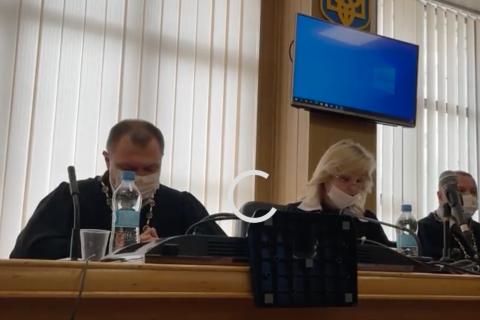 Апелляционный суд вынес решение по делу Стерненко о похищении человека