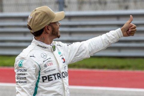 """Дублем """"Мерседес"""" завершилася 1000 гонка в історії Формули-1"""