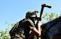 На Донбасі бойовики п'ять разів порушили перемир'я