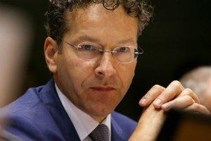 Глава Еврогруппы назвал эффективными санкции против РФ в области финрынков