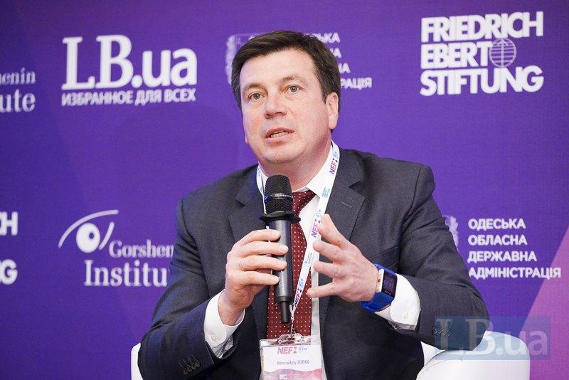 Вице-премьер-министр - министр регионального развития, строительства и ЖКХ Украины Геннадий Зубко