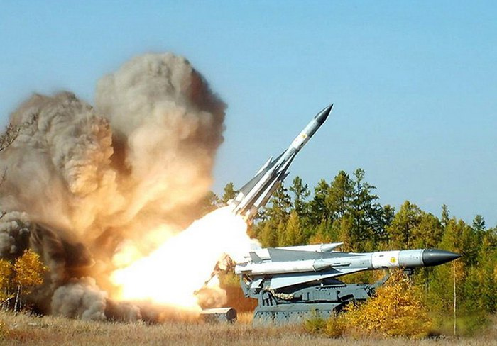 С-200 Ангара / Вега / Дубна - зенітно-ракетний комплекс далекого радіусу дії.