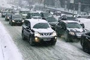 МЧС направило на трассу Киев-Чоп еще 200 спасателей