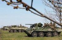 У Миколаєві пройшли найбільші за 15 років військові навчання