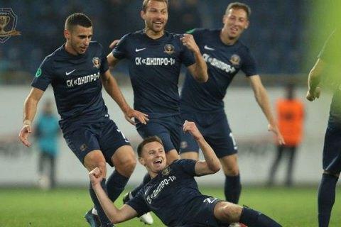 """""""Дніпро-1"""" оглушливо програв """"Прикарпаттю"""" і виграв Першу лігу"""