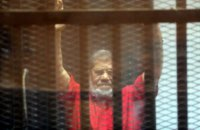 Суд відхилив апеляцію на найм'якший із вироків екс-президенту Єгипту Мурсі