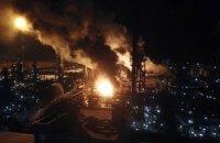 Пожар на химзаводе в Калуше началась из-за нарушения правил безопасности, - полиция