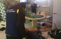 Нацполиция за две недели изъяла в игорных клубах 1,6 млн гривен