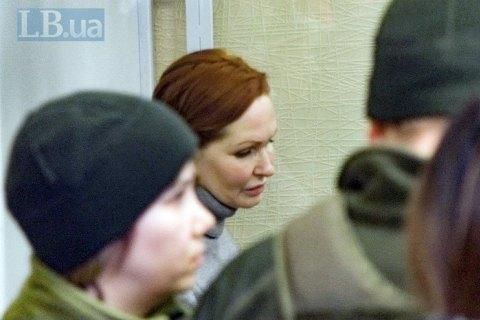 В киевском суде произошли стычки при попытке вывести подозреваемую в убийстве Шеремета