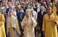 Петро Порошенко взяв участь у ювілейній Зарваницькій прощі