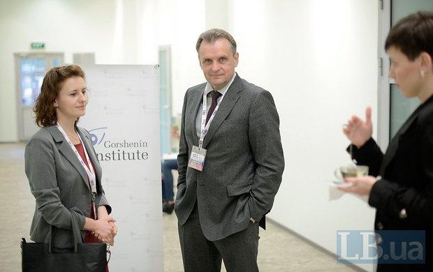 Леонид Козаченко, глава Совета предпринимателей при Кабинете министров