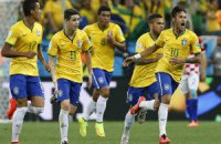 Бразилия нокаутировала Францию на ее поле