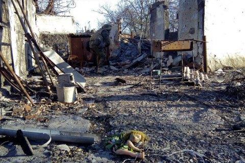 Штаб АТО повідомив про жертви серед цивільних через обстріли