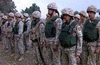 В США при наезде автомобиля на группу военных погибли два человека