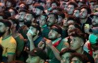 Болельщики Ирака ошеломляюще отпраздновали победу над Ираном в матче квалификации ЧМ-2022