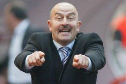 Главный тренер сборной России жаждет встретиться с Украиной на Евро-2020