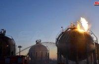 Нефтегазовые предприятия в Сирии атаковали беспилотники