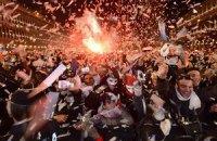 В Харькове запретили фейерверки до конца АТО