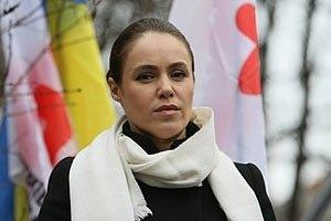Королевская хотела разместить бигборды в поддержку Тимошенко, но ей не удалось