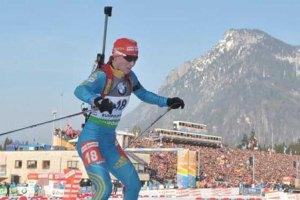 Биатлон: Вита Семеренко упустила шанс выиграть масс-старт в Осло