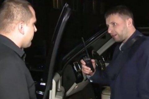 Парасюк и Вилкул подрались после телеэфира