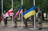 В Одессе начались международные военные учения Sea Breeze