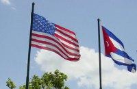 США впервые за 25 лет не голосовали против резолюции ООН за снятие эмбарго с Кубы