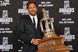 НХЛ: Вручение индивидуальных призов