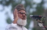 Лидера крупнейшей партии Бангладеш приговорили к смертной казни