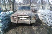 Разведке 25-й бригады нужна помощь с ремонтом автомобиля (обновлено)
