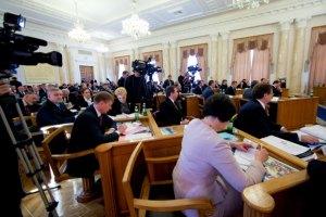 Сегодня Кабмин рассмотрит программу сотрудничества с НАТО