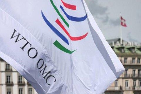 Украина выиграла апелляцию в ВТО в деле против России о запрете импорта вагонов и ж/д оборудования