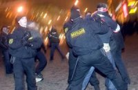 Протест белорусов на КПП на границе с Польшей разогнал ОМОН